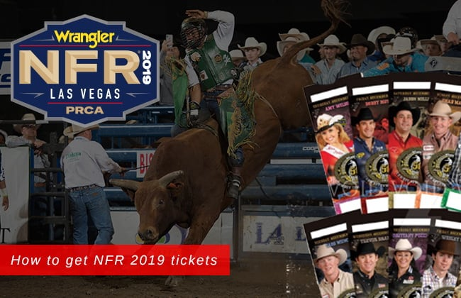 How to Get NFR 2019 Tickets