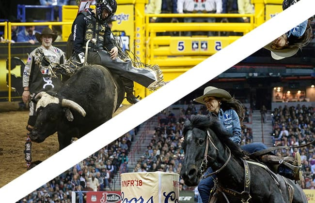 Learn what to do during Las Vegas NFR