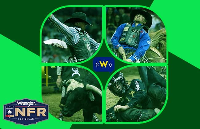 Watch Rodeo Live Stream on Wrangler Network